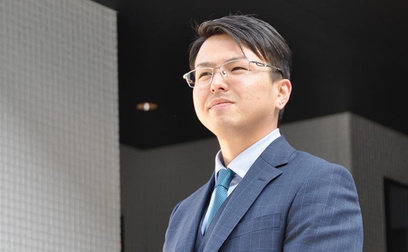 代表取締役 安原 祐太郎